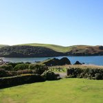 Hope cove is a beautiful place whatever the weather