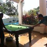 Pool at Pool Side
