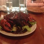 crab with black pepper sauce