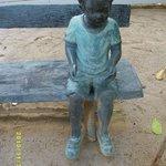 Interiör på barnens lekplats