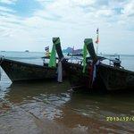 Longtailbåtarna