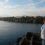 Вид на Марину с набережной недалеко от отеля