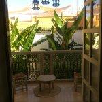 de notre balcon