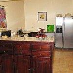 Pineapple Suite Kitchen
