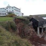 Hotel and Beach Hut