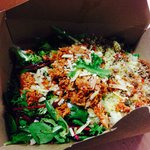 Spicy tuna salad box
