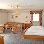 Großzügige Zimmer mit viel Platz