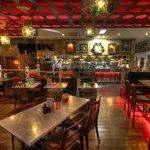 Main restaurant & bar area