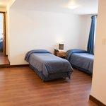 habitaciones recientemente remodeladas