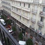 balcony west view