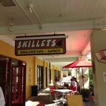 the skillets sign
