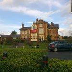 Stafferton lodge Braywick Road, Maidenhead.