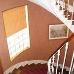 Stairway,HotelDesArts,Montmartre