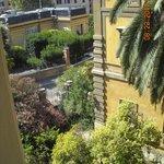 Pleasant Room View, Hotel Londra & Cargill, Rome