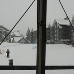 view of lodging at summit.