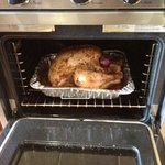 Cooking a Turkey for a Family Thanksgiving is easy at Valentina Suites