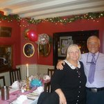 The land Lord & Lady Dennis & Christine