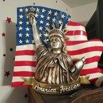 "Unser ""American Room"""
