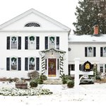 The Scranton Seahorse Inn at Christmas