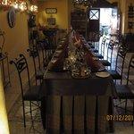 restaurant Sahara der hører til Resorten
