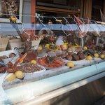 Le Banc de Fruits de Mer