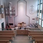 Kirchen Hauptsaal