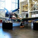 P-40 exhibit