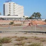 La Zenia Beach/Hotel