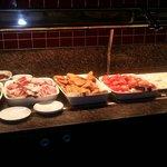 Buffet breakfast anglais hum!!!