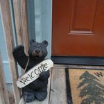 The Welcome Bear