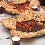 Tepsi Kebabı & Kağıt Kebabı & Ayran