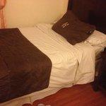 Bett würde nicht richtig gebettet