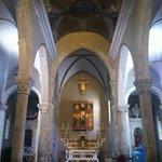 San Lorenzo a Manarola, interno