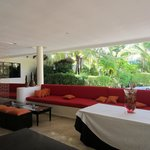 Lounge area next to The Reserve lobby and Gabi Club