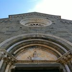 San Pietro a Corniglia, facciata