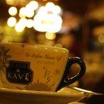 une bonne tasse de chocolat chez Arione
