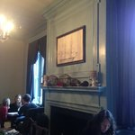 The Dining Room - Shame no fire going. Cold that day