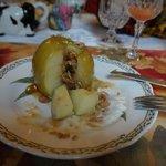 Der köstliche Bratapfel!