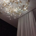 ceiling light in the room