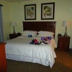 Master Bedroom~ King bed :)