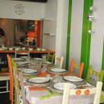 La table d'hôte pour échanger le temps d'un repas