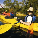 Day 3 kayaking the Ansons River