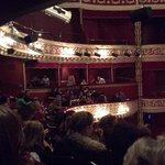 inside the Gaiety
