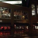 The New Rabot restaurant
