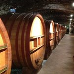 Down in the Wine Cave