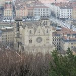 La catedral y su entorno.
