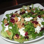 Goat Cheese and Almond Salad