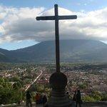 Mirante em Antigua