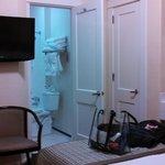 Room 116 two bedroom suite