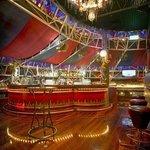 Boho Circle Bar
